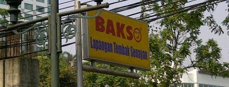 Bakso Lapangan Tembak Senayan is one of Good for Less.