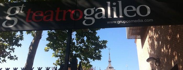 Teatro Galileo is one of Madrid: Teatros.