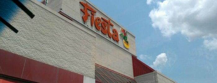 Fiesta Mart Inc is one of Filipino Groceries in Houston.