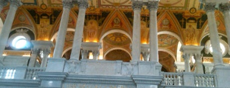 Library of Congress is one of Guide to Washington's best spots.