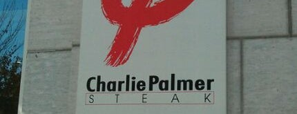 Charlie Palmer Steak is one of DC To Do - Eat.