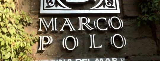 Marco Polo is one of Oax.