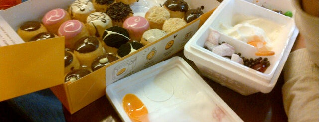 J.Co Donuts & Coffee is one of Most visit Food place in Bandung.