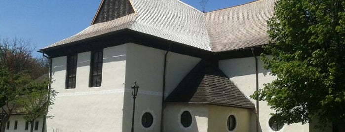 Kostol Najsvätejšej Trojice | Evanjelický drevený artikulárny kostol is one of UNESCO World Heritage Sites in Eastern Europe.