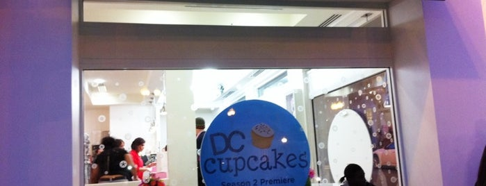 Georgetown Cupcake is one of Washington DC.