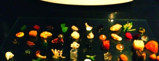 Alinea is one of the world's best restaurants.