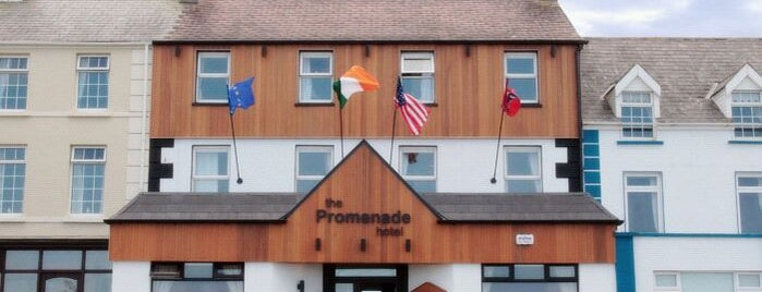 The Promenade Hotel and Restaurant is one of Kerry ~ The Kingdom.