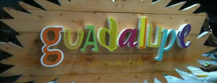 Guadalupe Cocina Mexicana is one of Lugares recomendados.