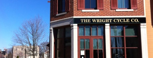 Wright Brothers Bicycle Shop is one of Aerospace Museums.