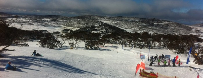 Perisher Ski Resort is one of Australia bucket list.