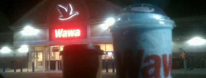 Wawa is one of Beyond Eats!.