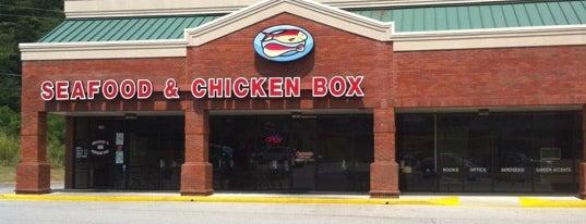 Seafood & Chicken Box is one of Birmingham Restaurants.