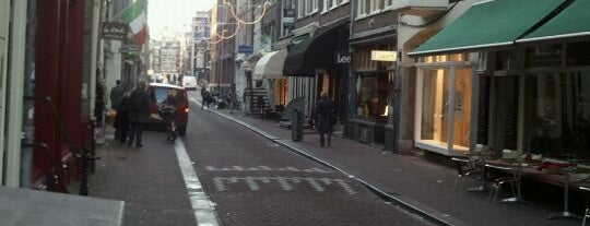 9 Straatjes is one of Amsterdam City Guide.