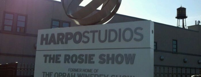Harpo Studios is one of Posti salvati di PenSieve.