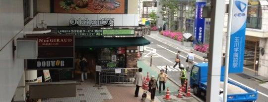 Tamagawagakuen-mae Station (OH26) is one of Lugares favoritos de Madoka.