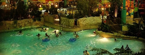 KeyLime Cove Indoor Waterpark Resort is one of Guide to Chicagoland's best spots.
