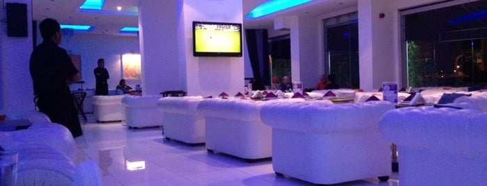 Lounge Wish is one of Tempat yang Disimpan Ted.