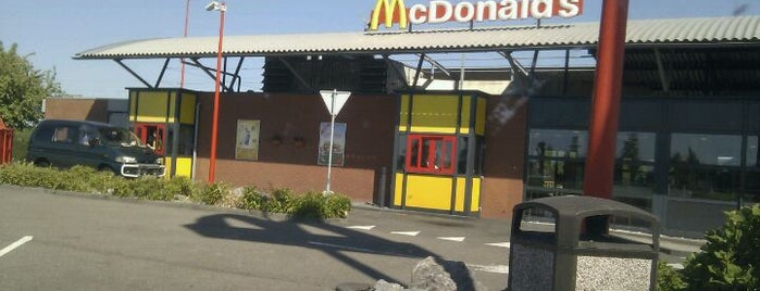 McDonald's is one of Lijst?.