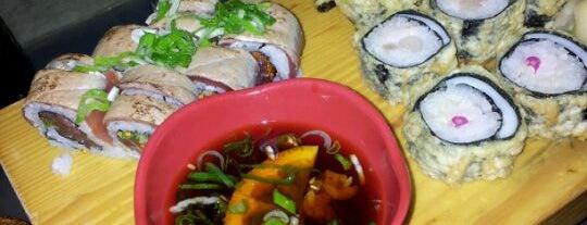 Sushi Bar Bazel is one of We Love Tel Aviv!  #4sqCities.