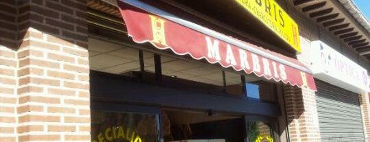 Marbris is one of สถานที่ที่ Fernando ถูกใจ.