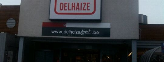 Delhaize is one of Olena's Liked Places.