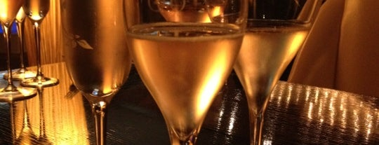 The Champagne Bar is one of Cool Tokyo Bars.