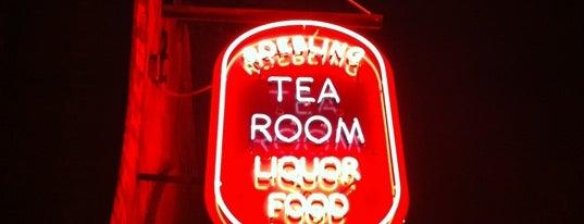 Roebling Tea Room is one of Brooklyn bucketlist.