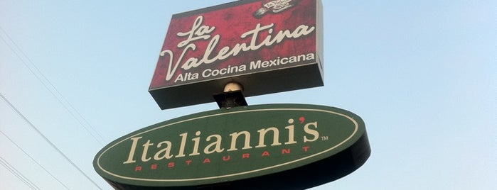 La Valentina is one of 20 favorite restaurants.