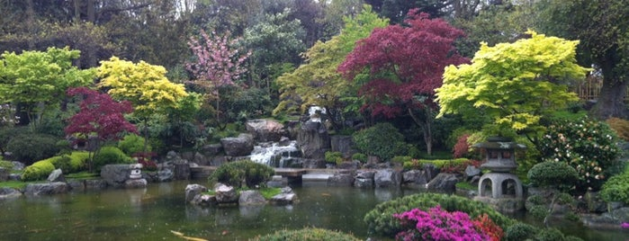 Kyoto Garden is one of Tired of London, Tired of Life (Jan-Jun).