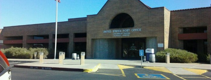 US Post Office is one of Arizona.