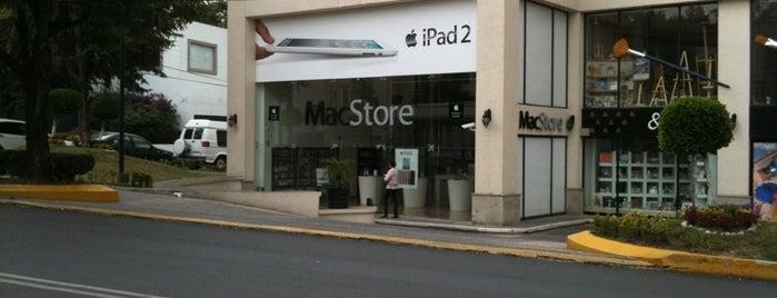 MacStore Altavista is one of สถานที่ที่ Carla ถูกใจ.