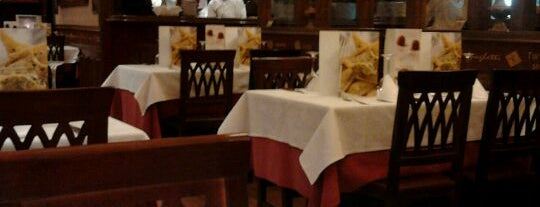 La Tagliatella is one of comer.
