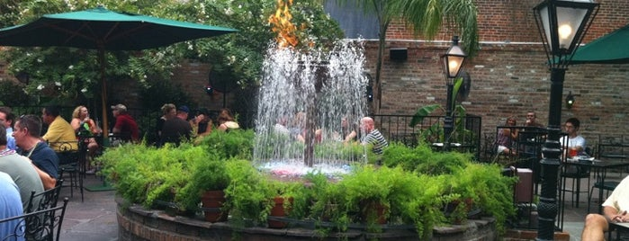 Pat O'Brien's is one of Guide to New Orleans's best spots.