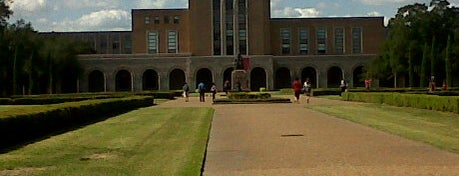 Rice University is one of College Love - Which will we visit Fall 2012.