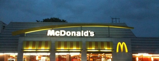 McDonald's / McCafé is one of MAC 님이 좋아한 장소.