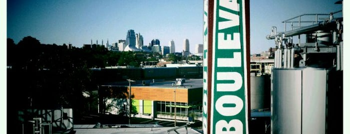 Boulevard Brewing Company is one of Best US Breweries--Brewery Bucket List.