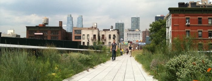 High Line is one of NYC Neighborhoods.