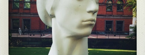 Pratt Sculpture Garden is one of Clinton Hill Neighborhood Guide.