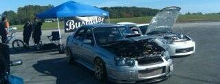 Virginia International Raceway is one of My NASCAR.