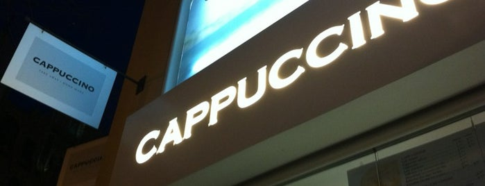 Cappuccino Take Away Weyler is one of สถานที่ที่ Beatriz ถูกใจ.