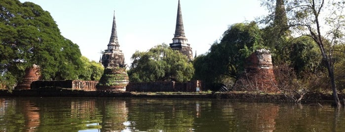 Ayutthaya Royal Palace is one of Trips / Thailand.