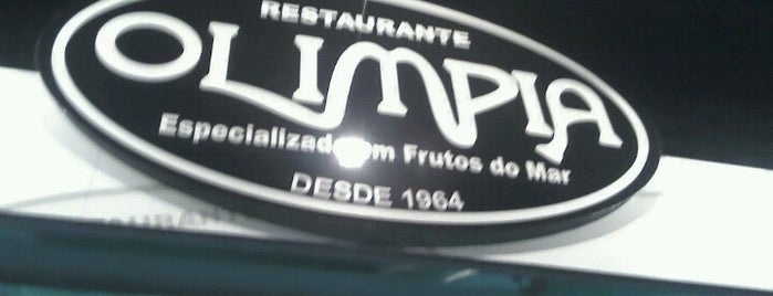 Restaurante Olímpia is one of Santos.