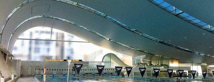 Ian Thorpe Aquatic Centre is one of Lugares favoritos de Kristof.