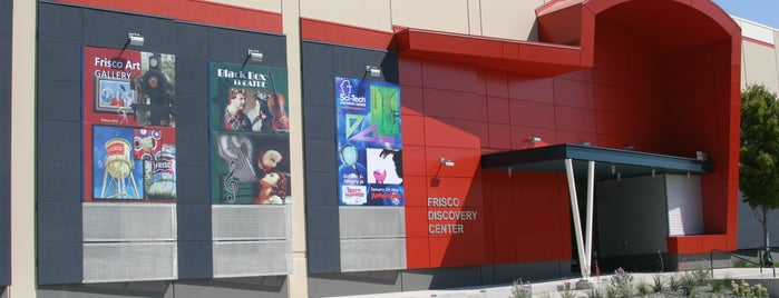 Frisco Discovery Center is one of Dallas FW Metroplex.