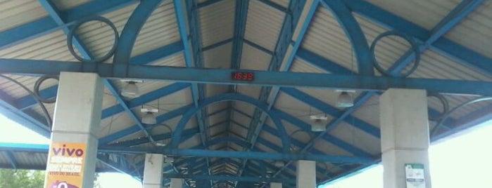 Terminal de Integração do Rio Tavares (TIRIO) is one of Lugares Que já dei check in!!!.
