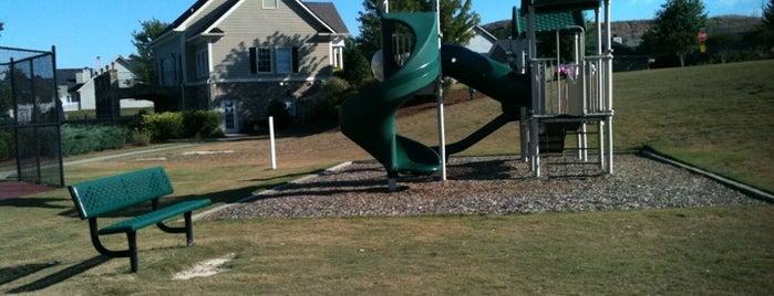 Mulberry Park Playground is one of สถานที่ที่ PrimeTime ถูกใจ.