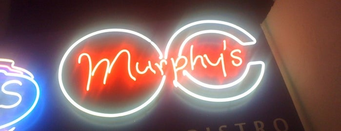 OC Murphy's is one of İzmir.