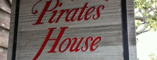 The Pirates' House is one of Best Places to Check out in United States Pt 1.