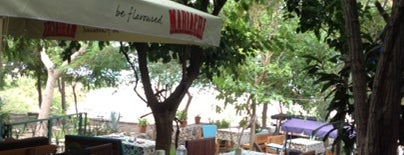 Olympos Merhaba Restaurant is one of Onur 님이 좋아한 장소.