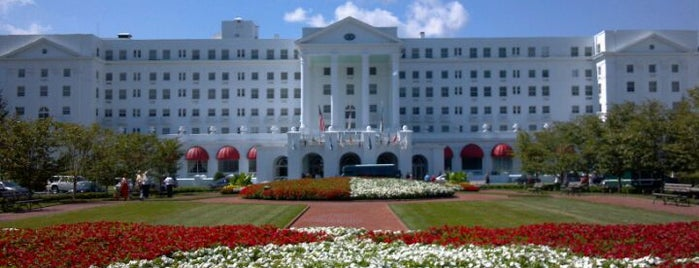 The Greenbrier is one of Places To Visit That Is All.